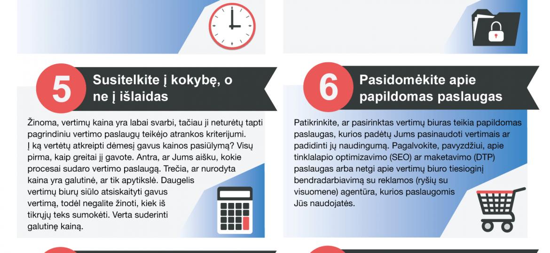 10 patarimų kaip tinkamai pasirinkti vertimų biurą | Skrivanek