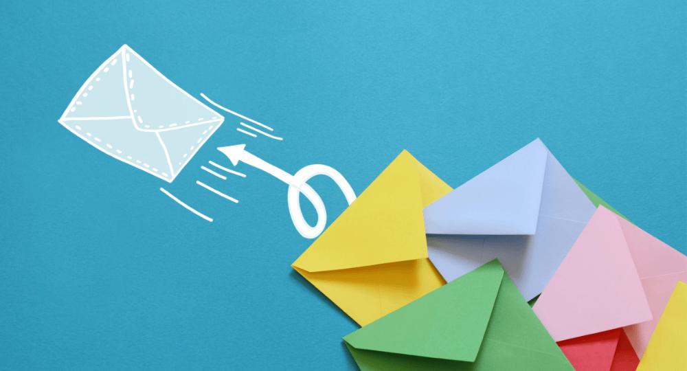 El. pašto rinkodara, elektroninis laiškas.